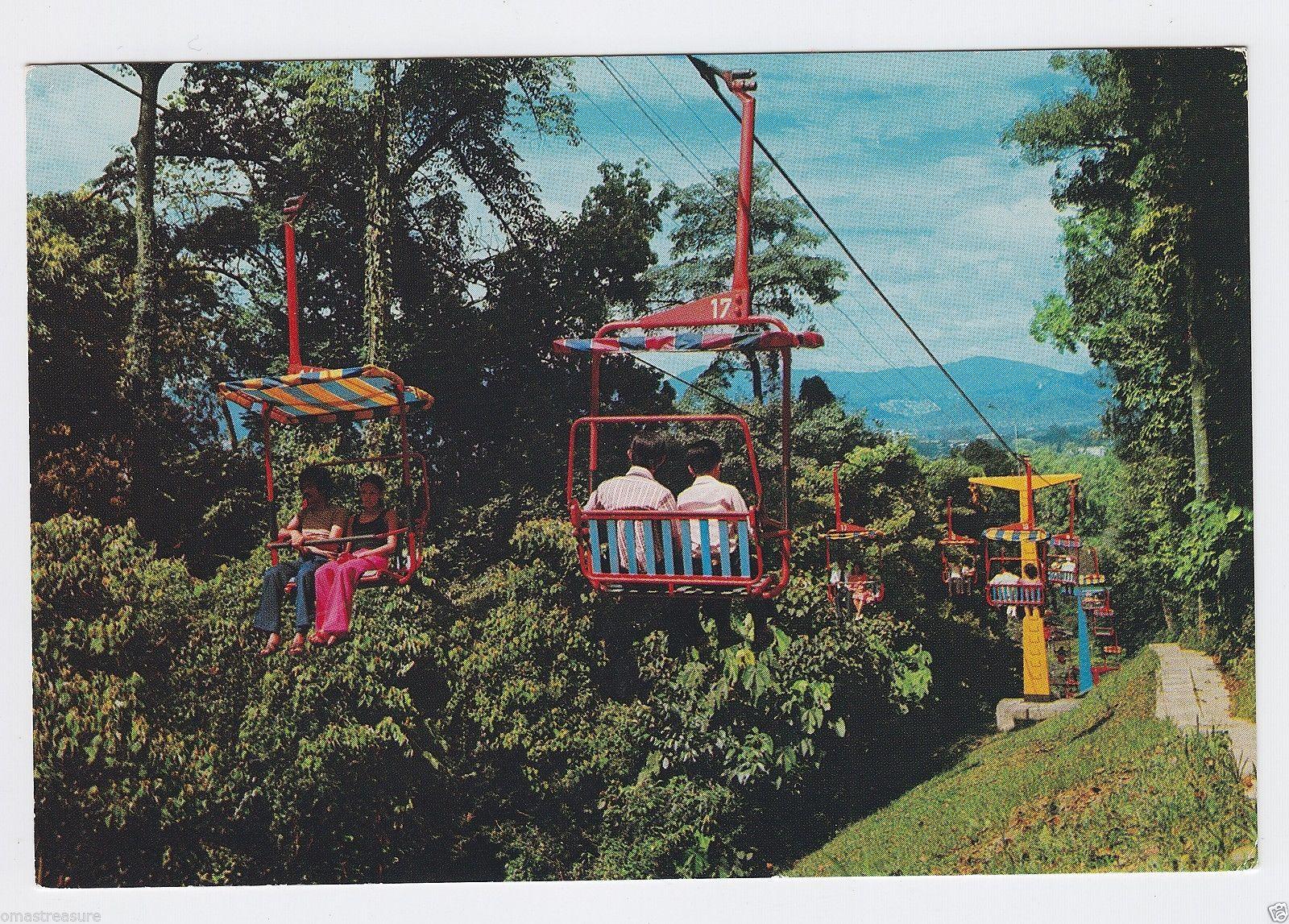 Bukit nanas kuala lumpur bubble cars cable chairs malaysia