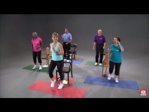 15 Minute Senior Workout Low Impact Exercises For Seniors Elderly Men Women Older People Youtube Exercise Senior Fitness Flexibility Workout