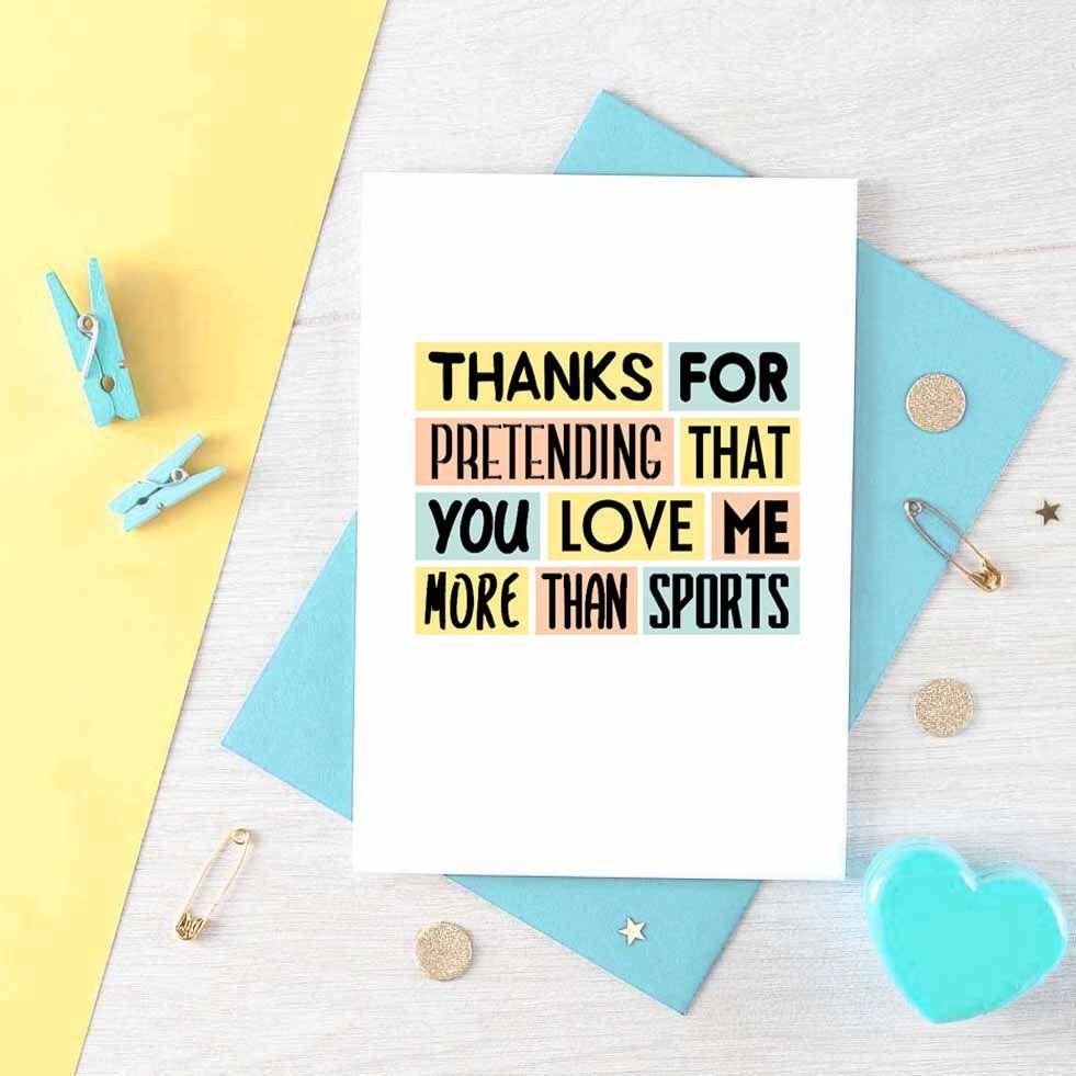 Funny Birthday Card For Boyfriend Anniversary Card
