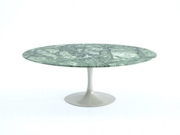 Knoll Saarinen Tulip Dining Table Oval