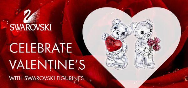c208be9b4 Celebrate #valentines with SWAROVSKI #FIGURINES & #JEWELLERY Swarovski  - 993487 Alana Light