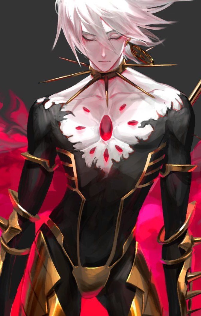 Karna || Fate Grand Order || By: @rev_akira