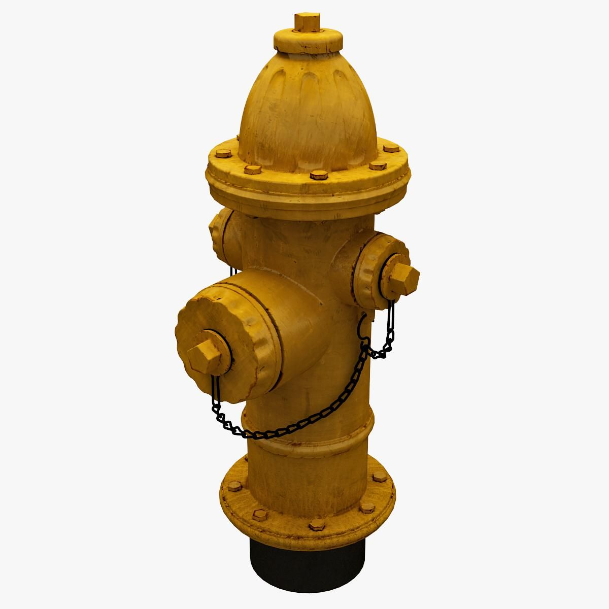 Fire Hydrant 4 3d Model Ad Fire Hydrant Model Hydrant Fire Hydrant Fire