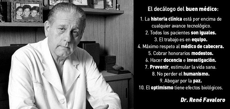 Decálogo Del Buen Médico Frases Para Medicos Medico