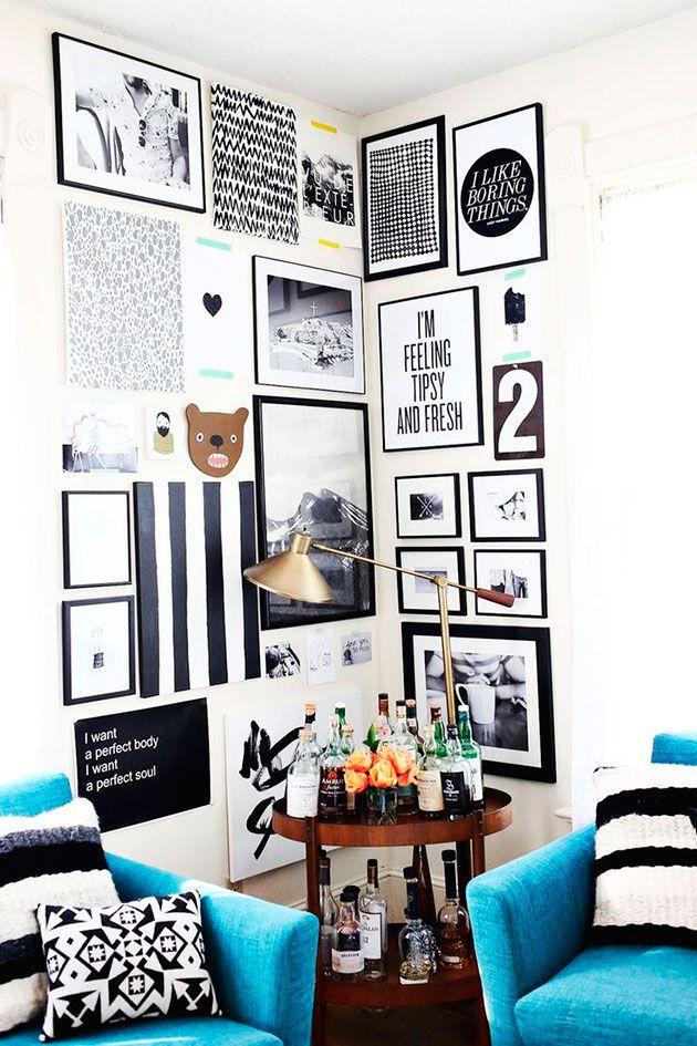decorar paredes y colocar cuadros todo un arte decoracin ideas de decoracin miv