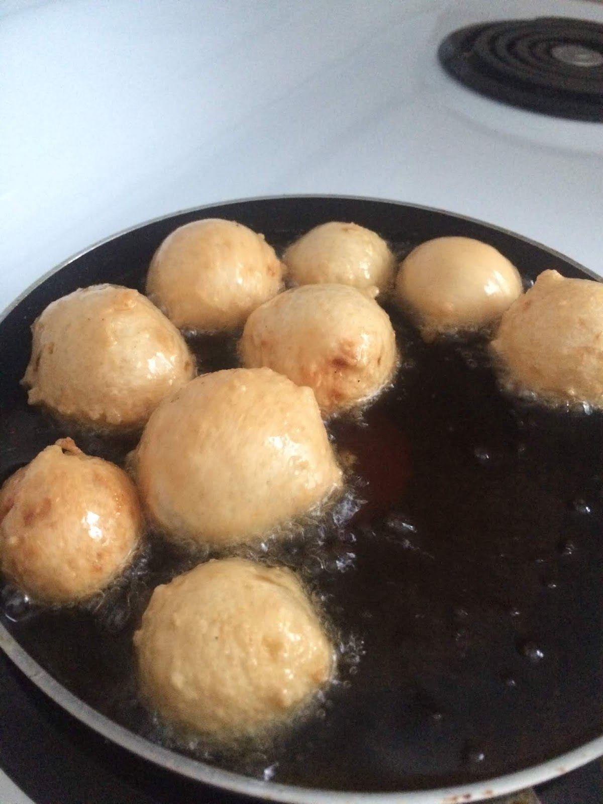 Bakso Goreng Kopong Tengahnya Makanan Resep Masakan Makanan Dan Minuman