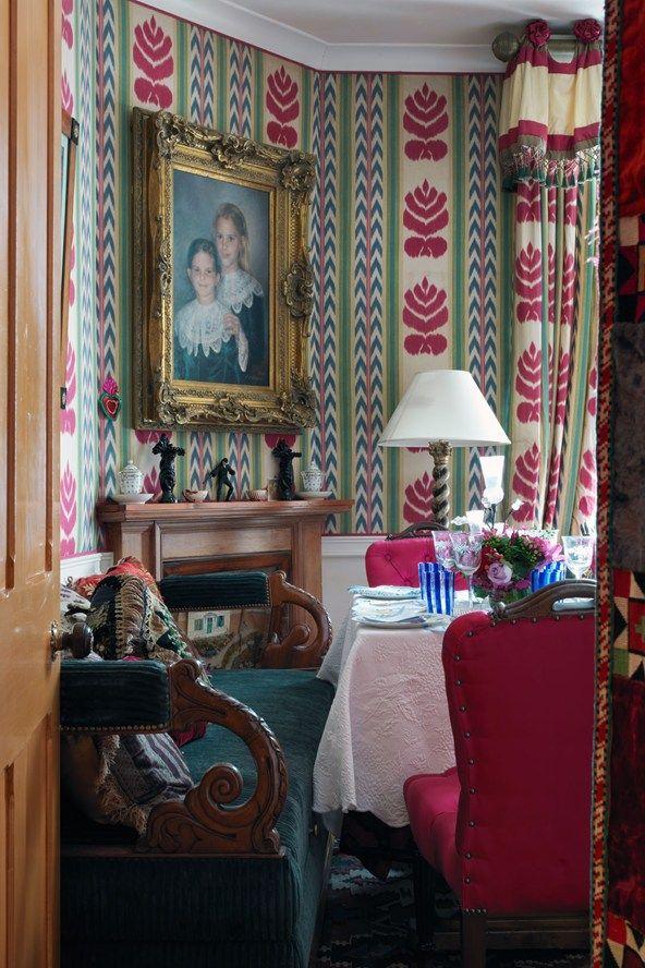 Celebrity, scandal  opulence Tessa Kennedy\u0027s flat colours