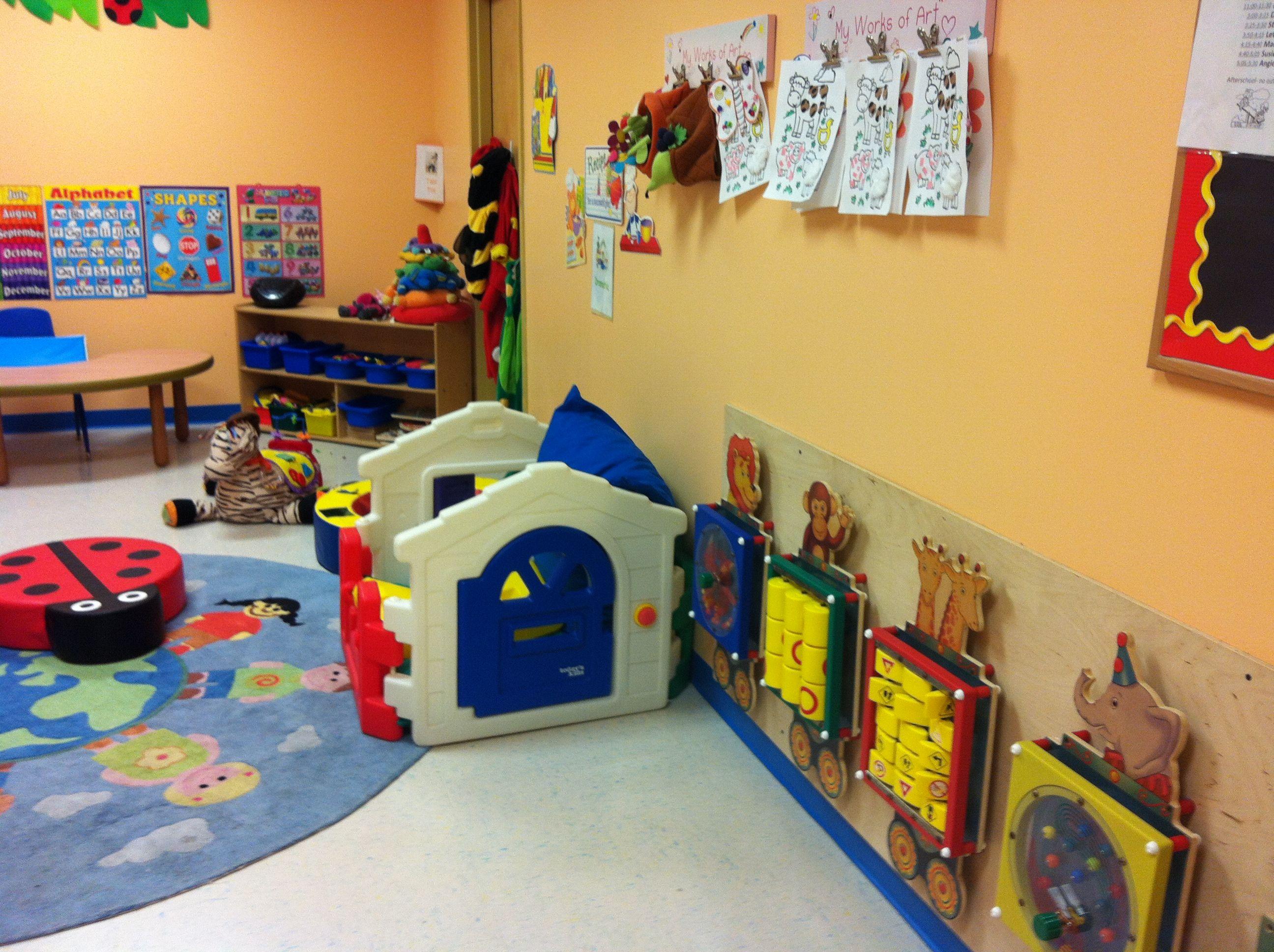 Infant Toddler Classroom Infant Toddler Classroom Toddler Classroom Child Care Center Design