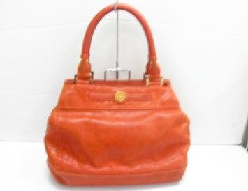 8ea5151c504 Audra Orange Leather Hobo Bag | Buy Me on Tradesy! | Leather, Orange ...