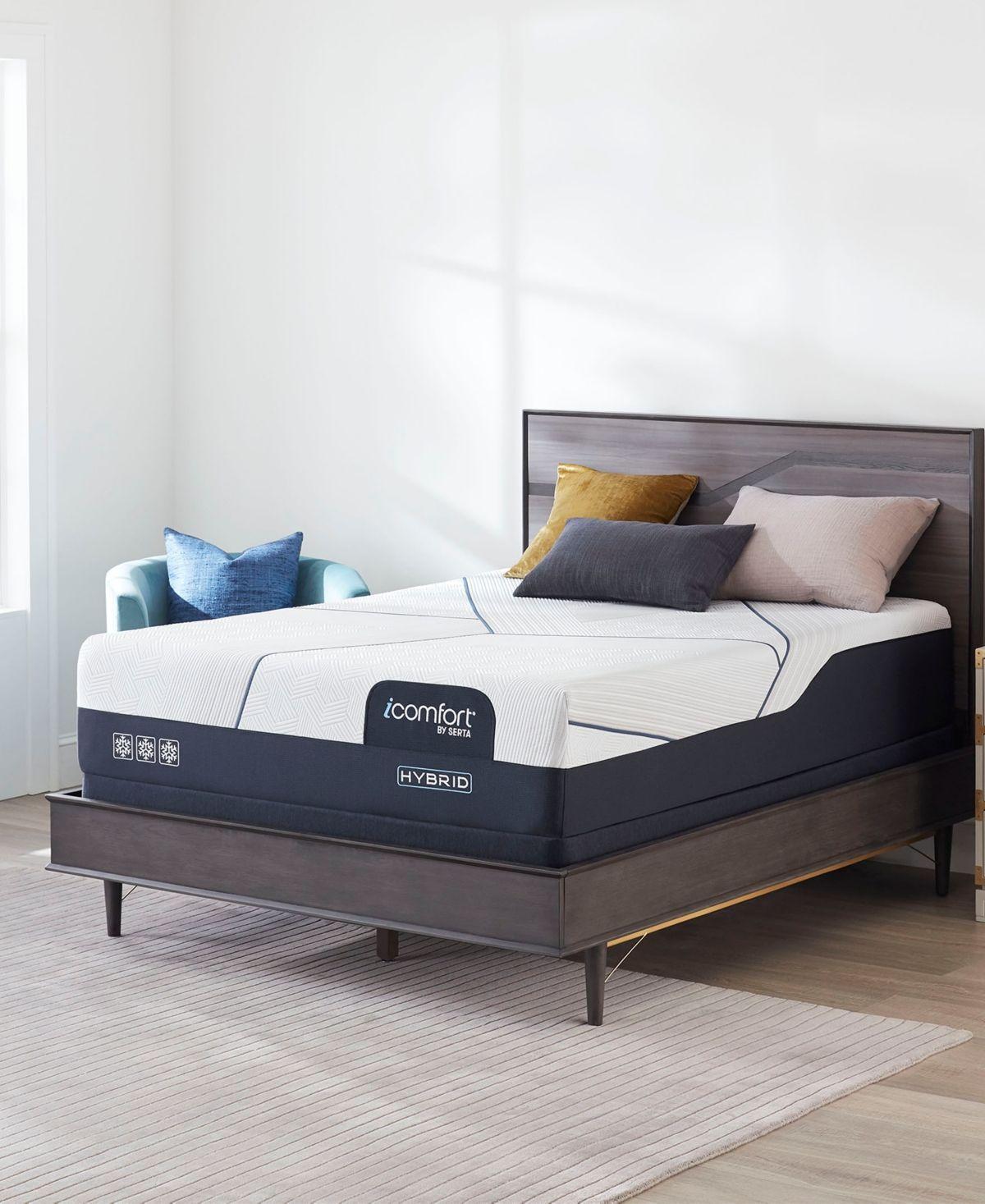 Serta Icomfort Cf 3000 13 5 Hybrid Plush Mattress Set