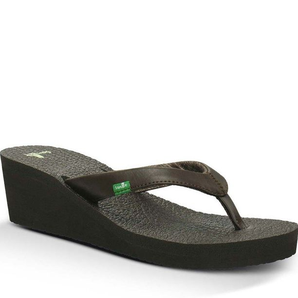 7230cf9f67 Same great yoga mat squish now in a wedge what could be better!  sanuk   yoga  flipflops