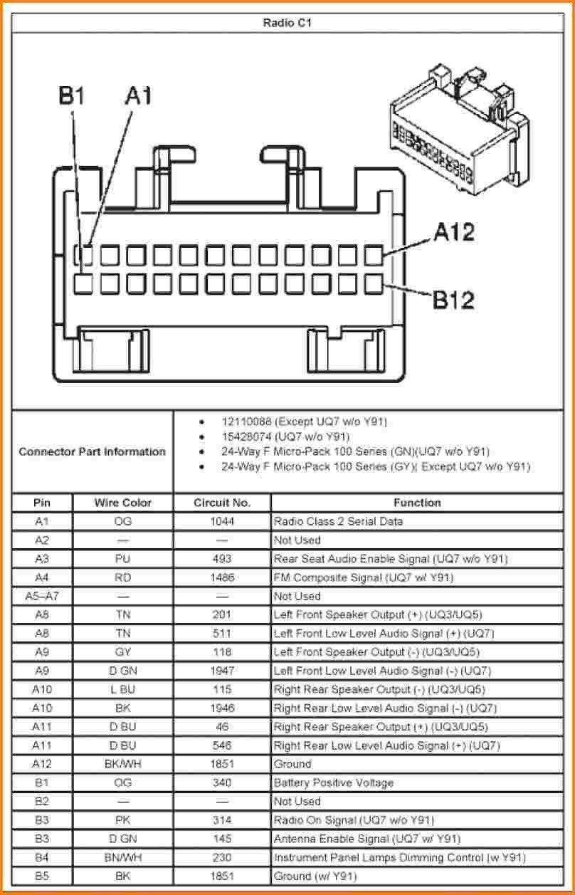 Inspirational 2002 Chevy Silverado Radio Wiring Diagram In 2020 Chevy Trailblazer Chevy Impala Chevy Silverado