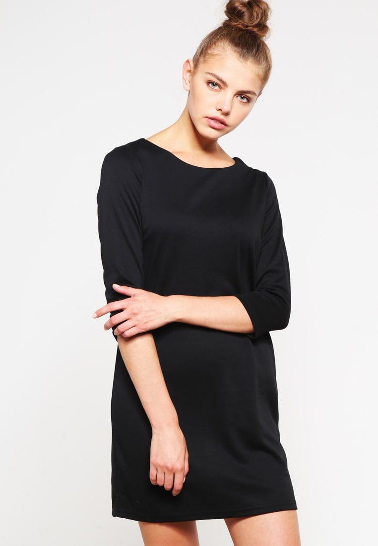 Vitinny sukienka z dżerseju black makeup aw pinterest