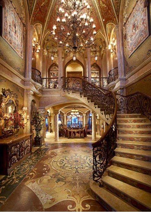 Wealth And Luxury ~Grand Mansions, Castles, Dream Homes Luxury HomesLive  The Good Life   All About Wealth Luxury Lifestyle   Luxury Home Decor