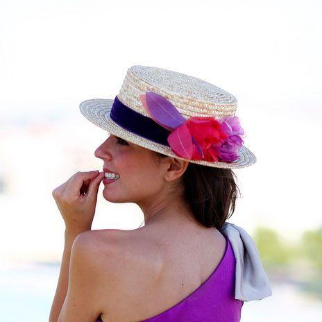 sombrero canotier  64ab53c5080