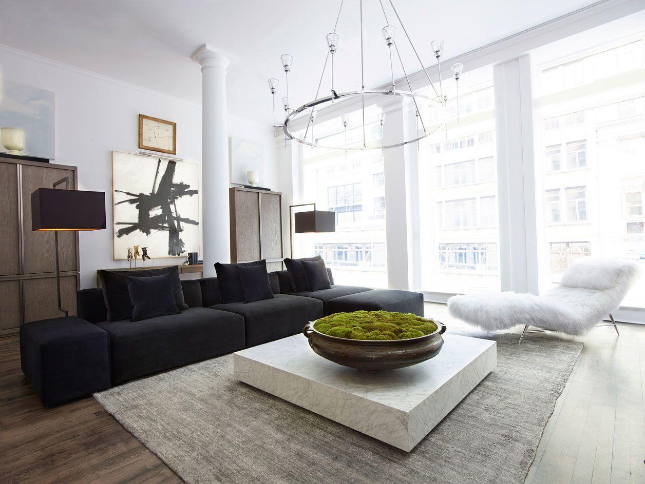Modern Times Furniture Giant Rh Is Remodelling The Us Design Scene Decoracion De Unas Hogar Interiores [ 944 x 1256 Pixel ]