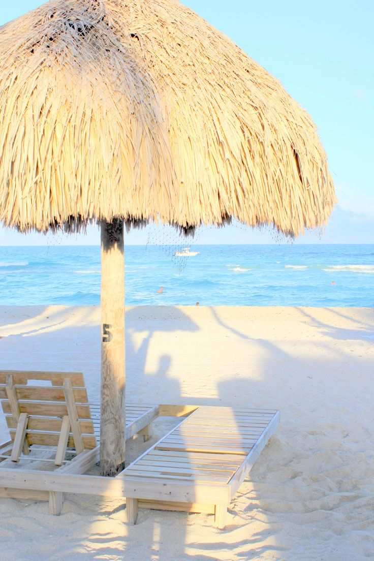 Happy first day of summer! Re-pin if you wish you were sitting under this umbrella right now!