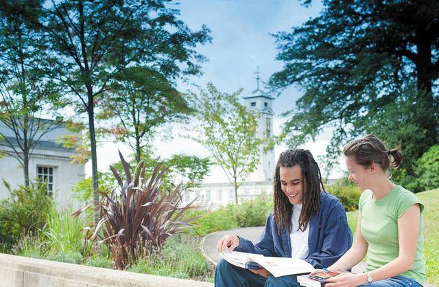 University of Nottingham campus life
