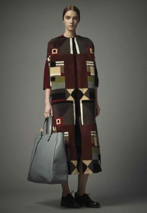 Nouveau Bohemia: A/W 14/15 women's accessories & footwear capsule trend