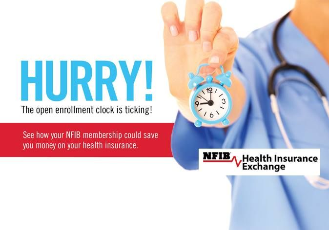 You Must Complete Your Open Enrollment Selections Before 12 15 Enroll Today Www Nfibhealthplans Health Snacks For Work Health Smoothie Recipes Healthy Baking