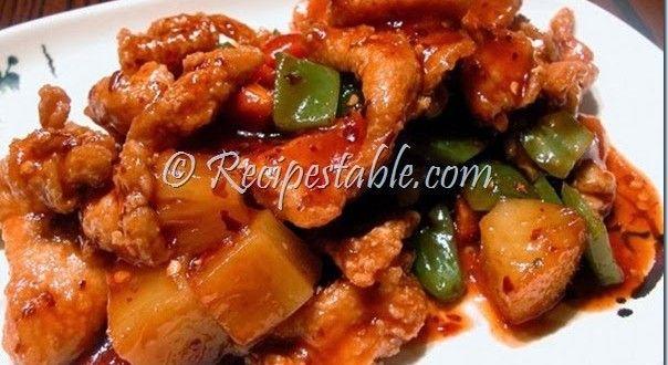 Chicken Manchurian Recipe by Chef Zakir | Chicken recipes ...