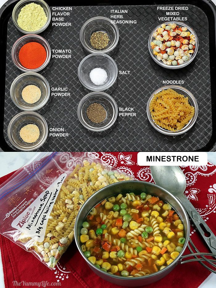 Just Add Boiling Water For An Instant Nutritious Soup That S Perfect Backng Camping Dorms Office Travel And Emergencies