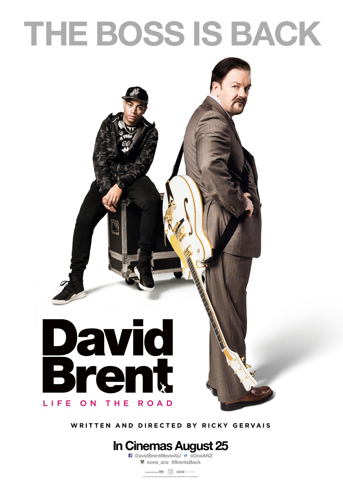 Australia: Win Tickets to See \'David Brent: Life on the Road\' at the ...