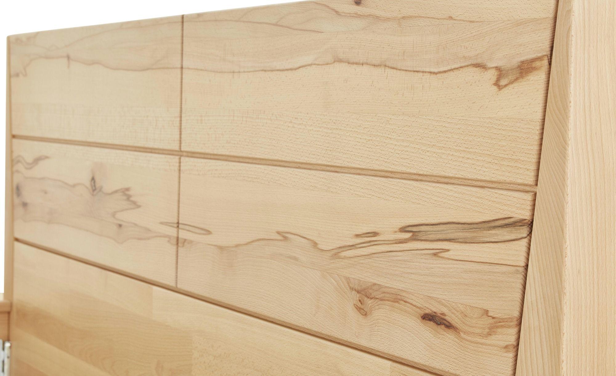 Bettanlage Karat  Nachtkonsole, Holzfarben und Einrichtungstipps