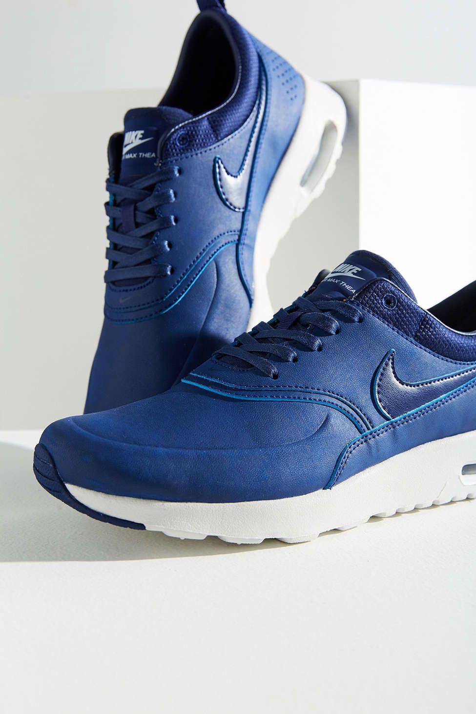 Nike Air Max Thea Premium Sneaker | Spring 2016 Fashion