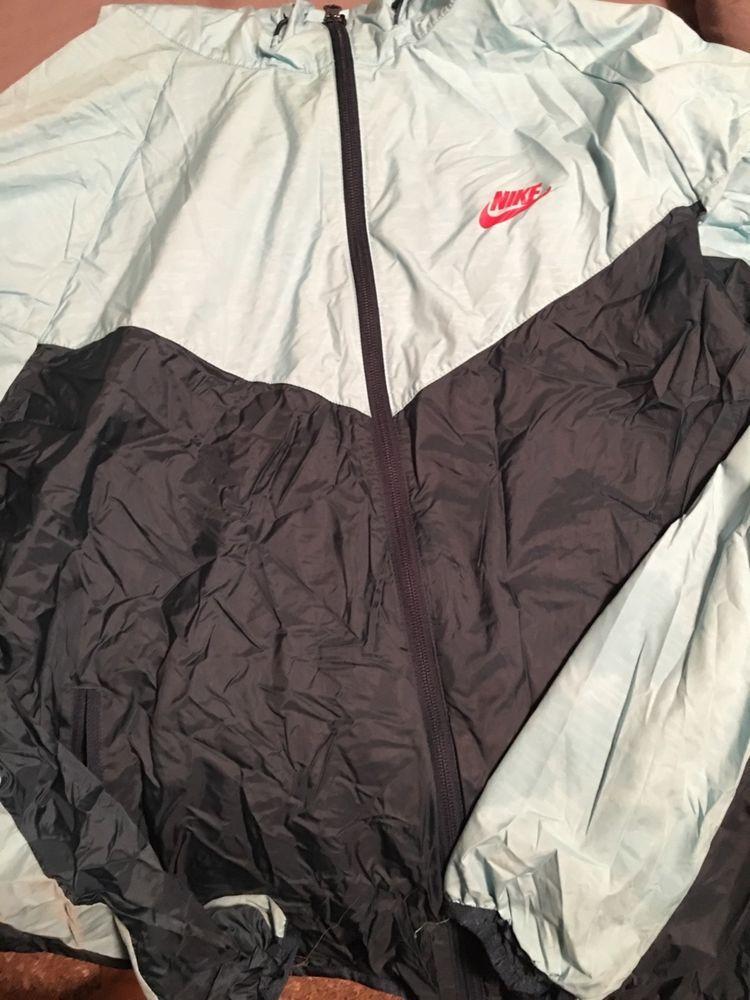huge discount 6eb59 bc339 koko Xl Nike Windrunner lohko väri tuulitakki sininen takki Miesten AOqZ0UO