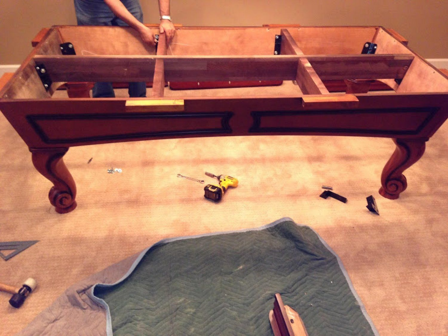 Park Art|My WordPress Blog_How To Disassemble A Pool Table Olhausen