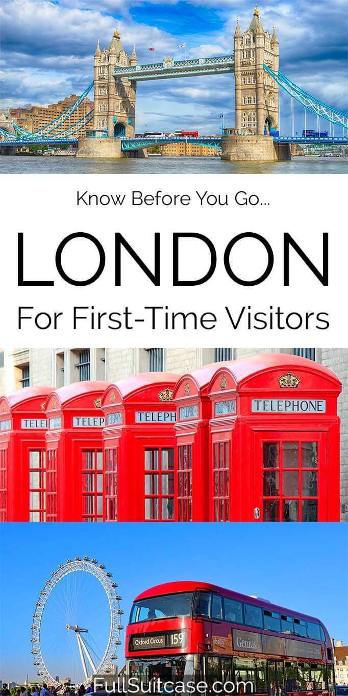 Traveling to London for the First Time (Tips & Tricks)