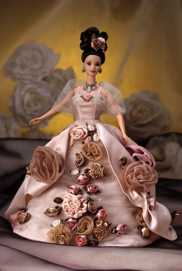 dolls and roses