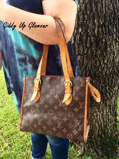 Louis Vuitton Poppincourt Handbag