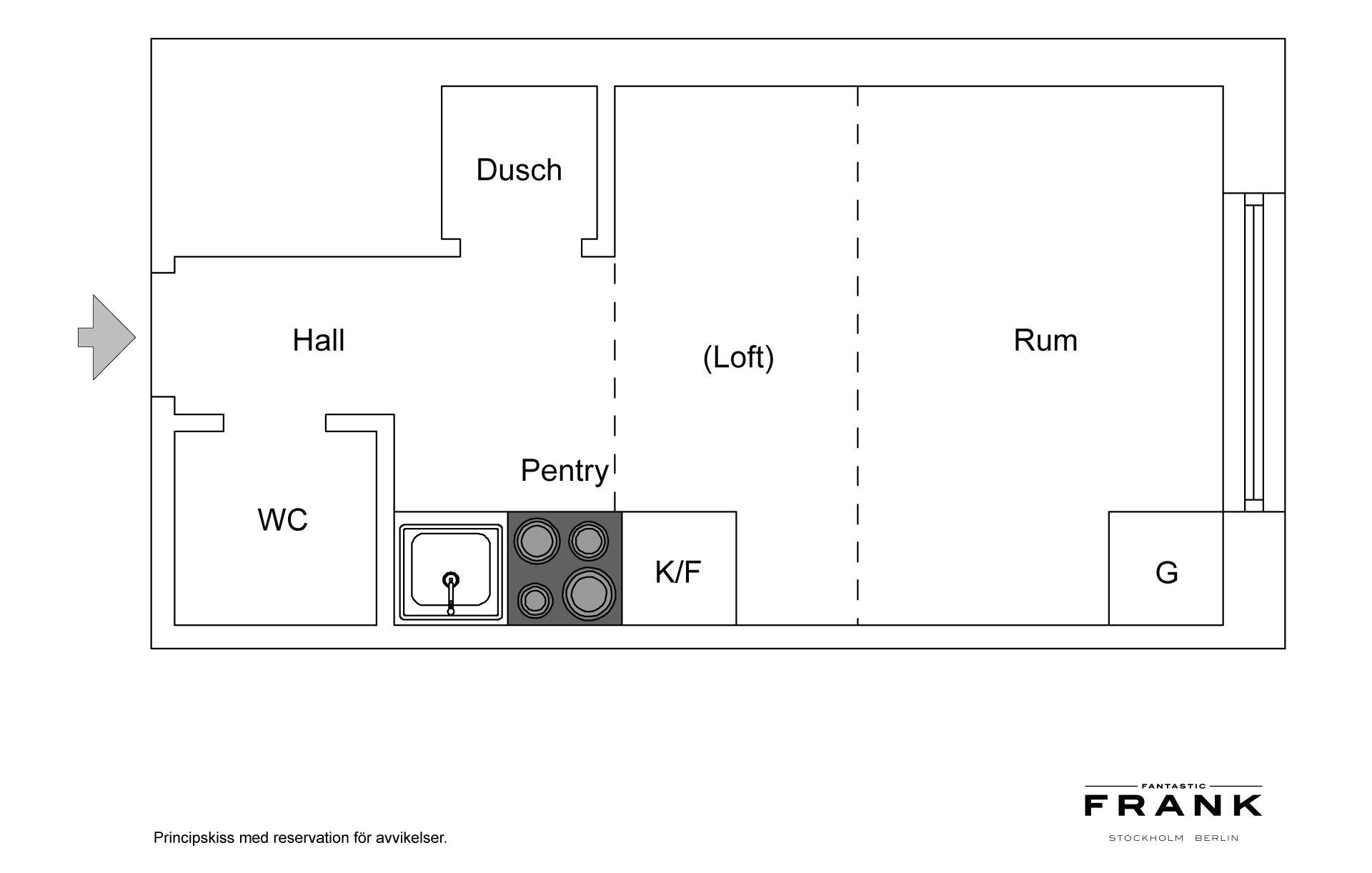18 sqm studio flat floor plan live mini apartments pinterest 18 sqm studio flat floor plan