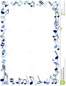 Free Clip Art Musical Borders Transparent