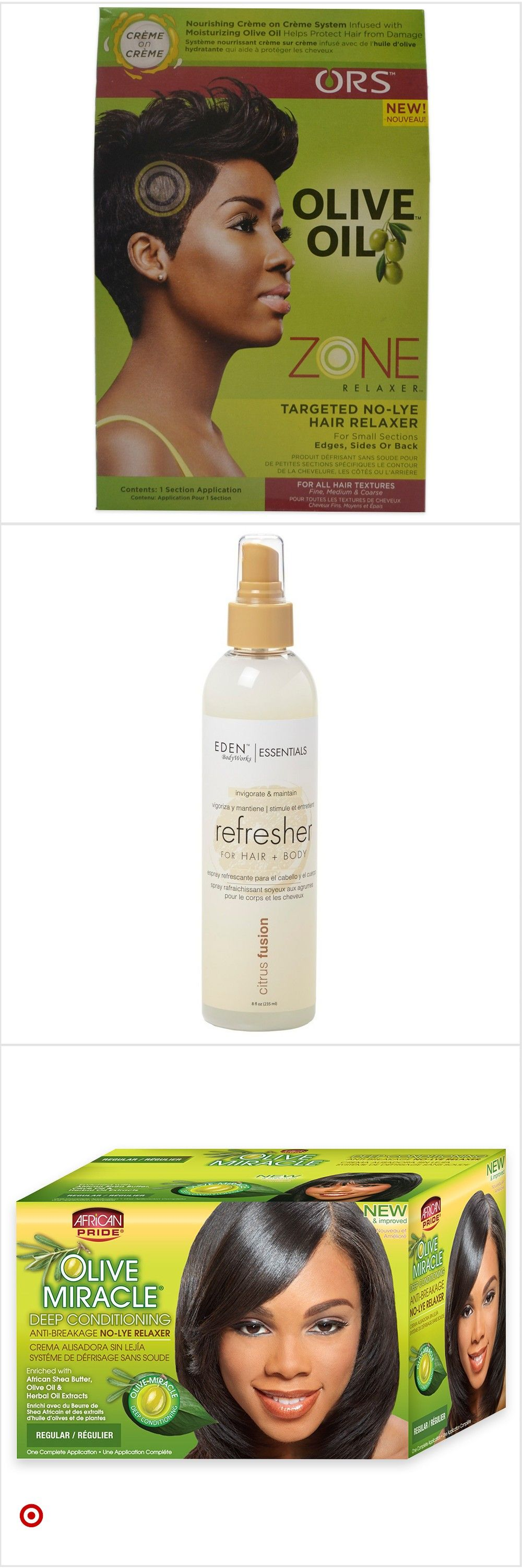 Shop Target for hair & relaxers you will love at great low