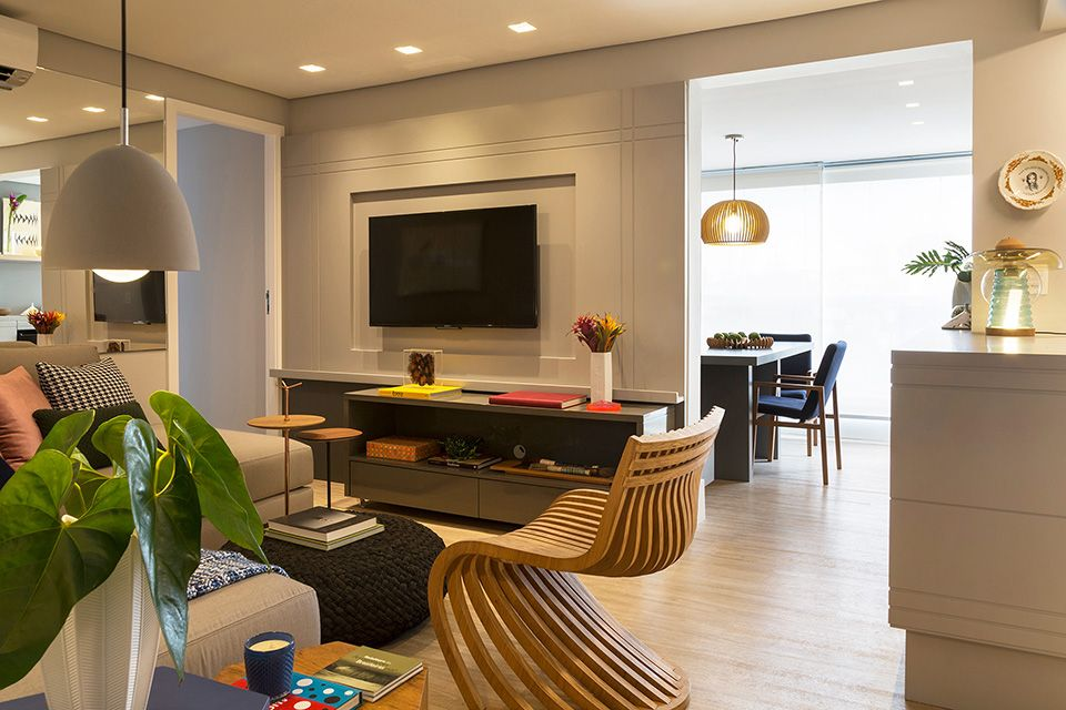 Apartamento Que Lembra Um Flat – Revista Habitare