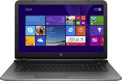 Popular On Best Buy Hp Pavilion 17 3 Laptop Intel Core I5 6gb Memory 1tb Hard Drive Natural Si With Images Laptop Deals Touch Screen Laptop Cool Things To Buy