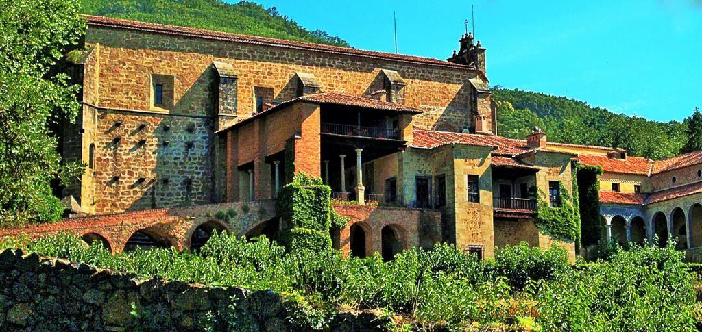 #Extremadura Monasterio de Yuste @Extremadurismo @Extremadura_tur @viajarporextrem @Turiex