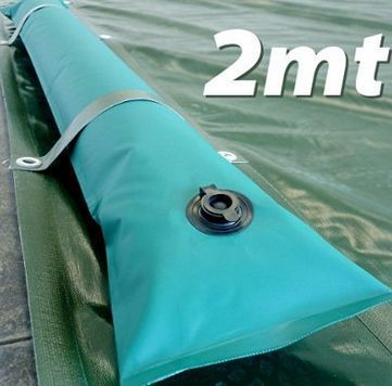 Tubolare perimetrale da 2 m per copertura piscina for Revendeur piscine bestway