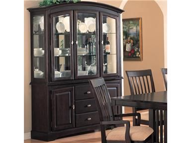 Shop For Coaster Buffet Hutch 100184 And Other Dining Room