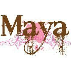 Pin By Sohan Gujar On Maya Name Cute Baby Names Maya Name Very