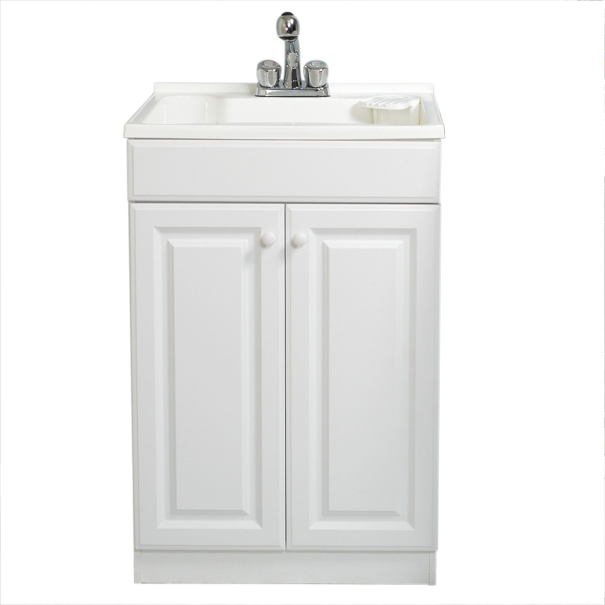 Good Style Selections Utility Tub With Cabinet   Laundry Tubs   Zenith Home  Corp. (ZPC