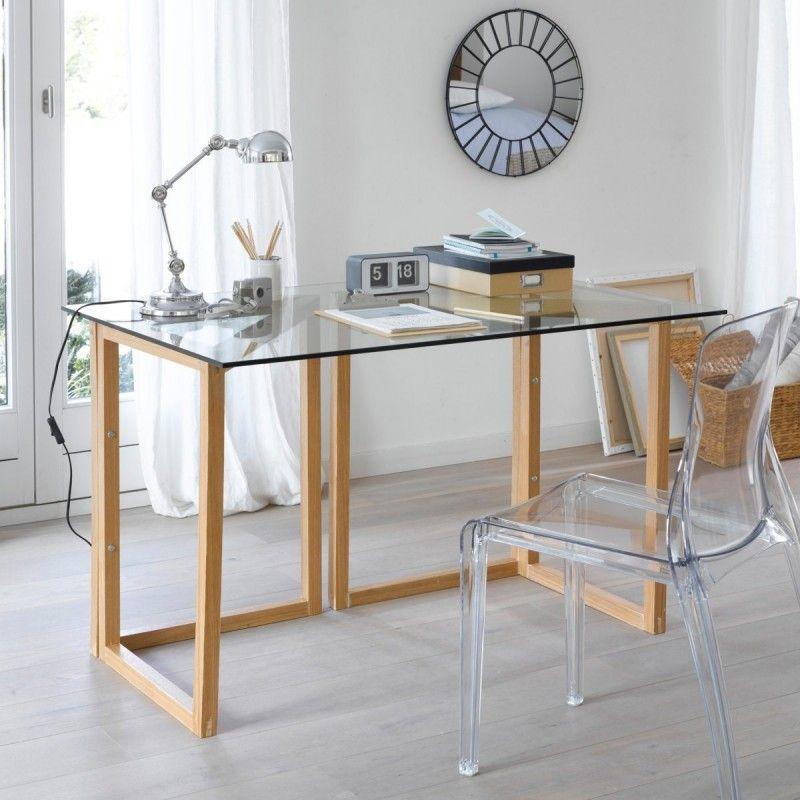 Connu 39 idées déco de tréteaux pour créer une table ou un bureau  ZN29