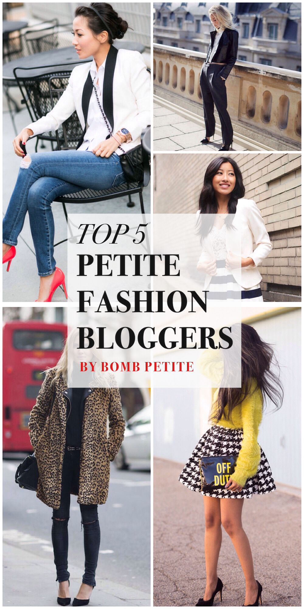 25e9745782d Style Inspiration: Top 5 Petite Fashion Bloggers | Styling Tips ...