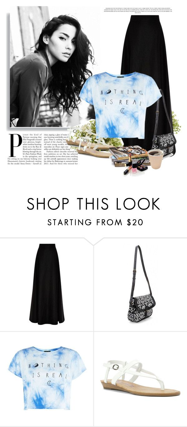 """""""Party"""" by volleyballever11 ❤ liked on Polyvore featuring moda, Rosie Assoulin, Blowfish, Nearly Natural y Chanel"""