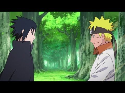 Sasuke says Sorry & Team 7 are Reunited - Naruto Shippuden