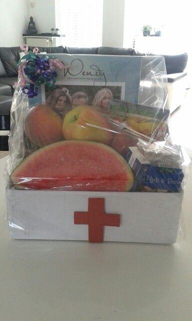 Hedendaags Beterschap mandje (met afbeeldingen) | Handgemaakte cadeaus QU-88