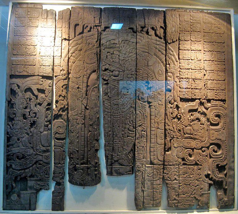 Linda Schele La De La Selva De Los Reyes Mayananswer Glifos Mayas Tikal Civilizacion Maya